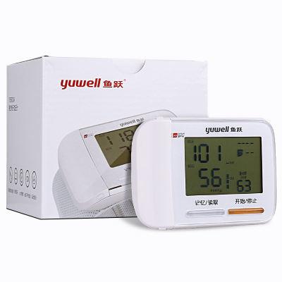 鱼跃 腕式电子血压计 YE8900A 非语音款 1台
